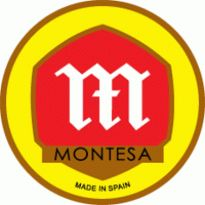 montesa Logo. Get this logo in Vector format from http://logovectors.net/montesa-1/
