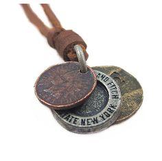 Collar Hippie Boho Chic Con Monedas Antiguas Estilo Vintage //Price: $9.95 & FREE Shipping //     #hippiechicstyle1