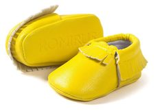 Leather Moccasins-26 Colors