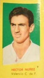HECTOR NUÑEZ (Valencia - 1960-61)