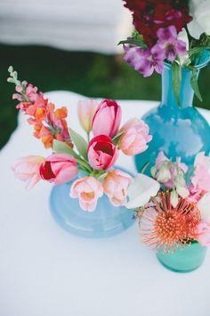 Wedding Color Trend: Watercolours | Rustic Folk Weddings
