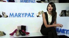 Sheila Márquez, madrina de nuestra Flagship Store espectacular con este look dandy, nos confiesa que es adicta a los zapatos.  Y comparte con nosotros su experiencia, trabajos y planes de futuro