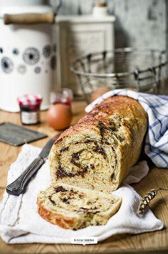 swirl bread #bread #cinnamon