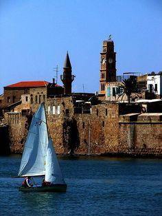 Acre, Jerusalem - The old city