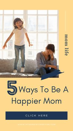 5 Tips to be a more calm mom. If you find yourself overwhelmed with mom stress, these tips will help you regain your sanity. #happymom #calmmom #howtobe #momhacks #momlife #stayathomemom #parentingtips #parentinghacks #stress Happy Mom, Happy Kids, Mom Advice, Parenting Advice, Stay At Home Mom Quotes, Mom Planner, Funny Questions, Funny Mom Quotes, Learning Through Play