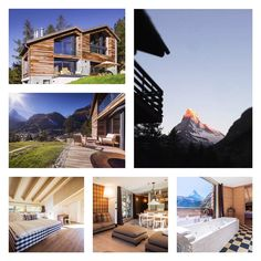 OWNER'S LODGE ZERMATT - It's cool, it's contemporary, it's luxurious and it's all yours - a chi...