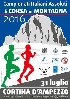 Presentati i Campionati Italiani assoluti di Corsa in Montagna che si solgeranno a Cortina  il 31 luglio