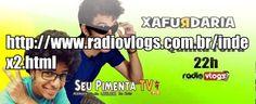 HOJE as 22hrs @joaoseupimenta e @kaiooliveiras AO VIVO na Rádio Vlogs  http://www.radiovlogs.com.br/index2.html