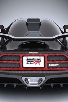 Koenigsegg CCX Rear