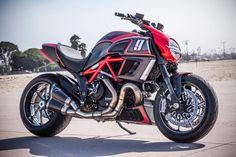 RSD Ducati Diavel | Roland Sands Design