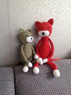 Big Cat Amigurumi : 1000+ images about Amineko on Pinterest Ravelry ...