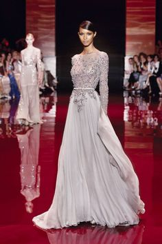 ELIE SAAB HAUTE COUTURE AUTUMN/WINTER 2013-2014