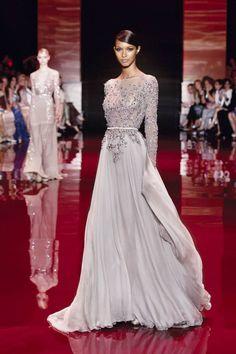 Moda Viernes: Elie Saab otoño 2014 | Filipinas Boda Blog