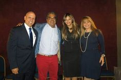 Pepe Cohen Manuel Diaz Gisselle Diaz & Leity Cohen