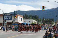 Blossom Festival, creston BC