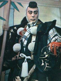 Ichikawa Ebizo IX (Danjuro XI)