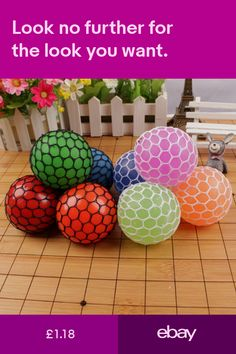 2018 New Anti Stress Ball Novelty Fun Splat Grape Venting Balls Squeeze Stresses Reliever Toy Funny Gadgets Gift Hello Kitty Bedroom, Figet Toys, Cool Fidget Toys, Prank Gifts, Gadgets, Stress Relief Toys, Happy Birthday Gifts, Gadget Gifts, Lol Dolls
