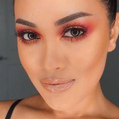 #browneyes #makeupforbrowneyes #howtomakebrowneyesstandout #howtomakebrowneyespopwithmakeup #nudelipgloss #glamorousmakeup