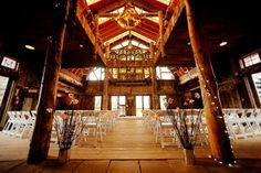 The Barn At Evergreen Memorial Park – Colorado – Reception and Ceremony Locations