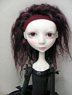Reserved  for Jill - OOAK- Art doll- Joya