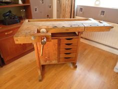 Swedish joiner's bench
