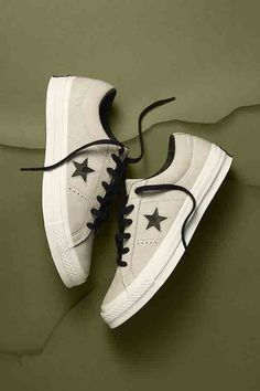 aa39ce6dac1 One Star Shoes  Mid   Low Top. Converse