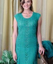 Lace Striped Dress