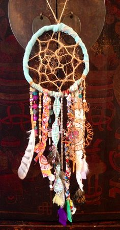 Hand made Dream catcher DIY