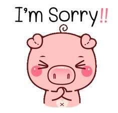 LINE Creators' Stickers - Pigma : Animated Stickers Example with GIF Animation This Little Piggy, Little Pigs, Kawaii Pig, Pig Wallpaper, Pig Drawing, Pig Illustration, Pig Art, Cute Love Gif, Cute Piggies