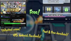Cheats for Jetpack Joyride download: http://free-hack-download.com/2015/10/jetpack-joyride-hack-apk.html/