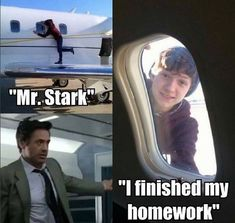33 Hilariously Savage Tony Stark And Peter Parker Memes That Will Make You Laugh Hard