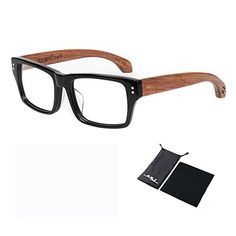 JULI Men Women Hand Made Wood Vintage Wayfarer Style Wrap Reading Glasses 7226 *** Read more reviews of the product by visiting the link on the image.Note:It is affiliate link to Amazon. #50likes