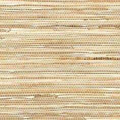 HAKKA GRASS, Khaki, T5054, Collection Grasscloth Resource from Thibaut