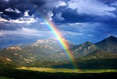 Over the Rainbow by Kim.Kozlowski, via Flickr