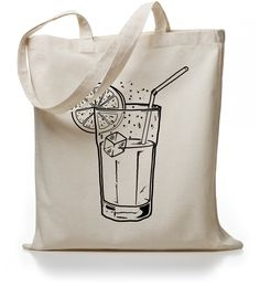 Kane Grey | Lemonade - Jutebeutel | online kaufen!   #superfresh #kanegrey #goodvibes #summercollection #totebag #lemonade
