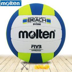 check discount original molten volleyball bv5000 new brand high quality genuine molten pu material #molten #volleyball