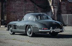 No Reserve: 1956 Mercedes-Benz Gullwing for sale on BaT Auctions - ending June 6 (Lot Bmw Classic Cars, Classic Car Show, Classic Cars Online, Mercedes 300sl, New Mercedes, New Sports Cars, Sport Cars, Chrysler Convertible, New Kensington