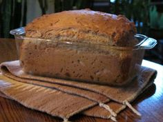 TASTY AND HEALTHY: HOMEMADE BREAD WITHOUT FLOUR Try this delicious and healthy bread whose composition is rich with healthy seeds. Ingredients: