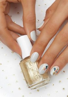 "Essie unveils Winter 2016 nail collection_Essie's winter 2016 collection is inspired by nights out in London ""in the land of mod"".  The collection features six shades said to reflect the swinging sixties. Colours include: ready to boa, party on a platform, oh behave!, getting groovy, satin sister and go with the flowy."