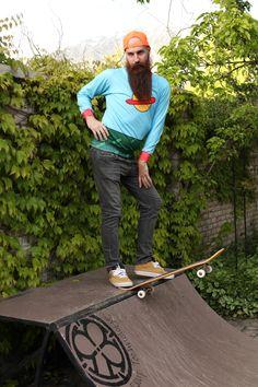 Chucky skate.