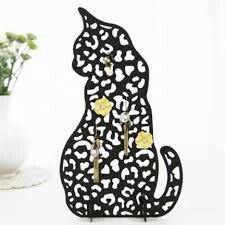 Cat earring holder