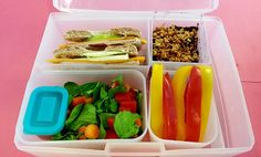 Canadian, Eh? This healthy Canadian inspired lunch cooking class is delish! Your kids will learn to make a Cdn Bagel Sandwich, Maple Berry Crumble, & Quick Spinach Salad - all without leaving the country! We've partnered with BentologyLiving to bring you a quality Bento Box you can use again and again. Learn more about cooking classes, camps, and birthday parties for kids. Or, browse our site to see if becoming a certified instructor is the right opportunity for you!