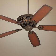 52 quot costa sol scroll ceiling fan beautiful master