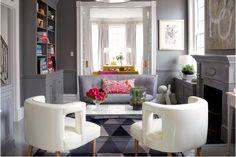 Richmond Designer - Grey Interior