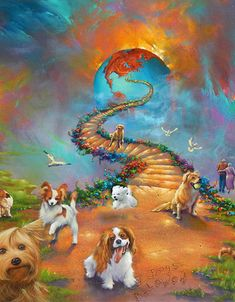 All Dogs Go to Heaven 4 Bold Sky