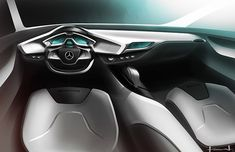 Mercedes Benz AMG Concept