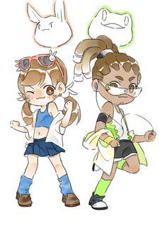 D.Va & Lucio