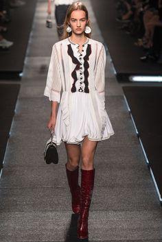 brutallychic.com Three Dresses Series: Louis Vuitton S/S2015