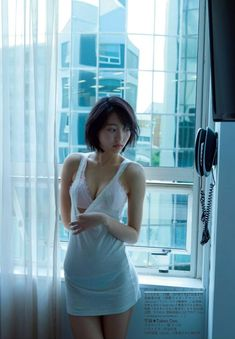 This lady is sooo sexy. Love the see through chemise Asian Cute, Pretty Asian, Beautiful Asian Women, Sexy Asian Girls, Ode An Die Freude, Non Blondes, Japan Girl, Asia Girl, Japanese Models
