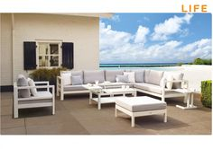 Lounge set Delta | Tuinmeubel Collectie | LIFE Outdoor Living